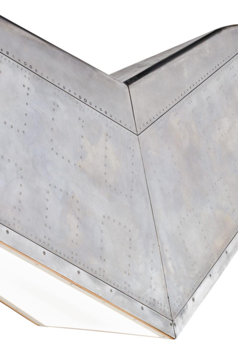 APF airbus luminaire ©Brut Design - A piece of sky - artisan designer - mobilier contemporain sur mesure